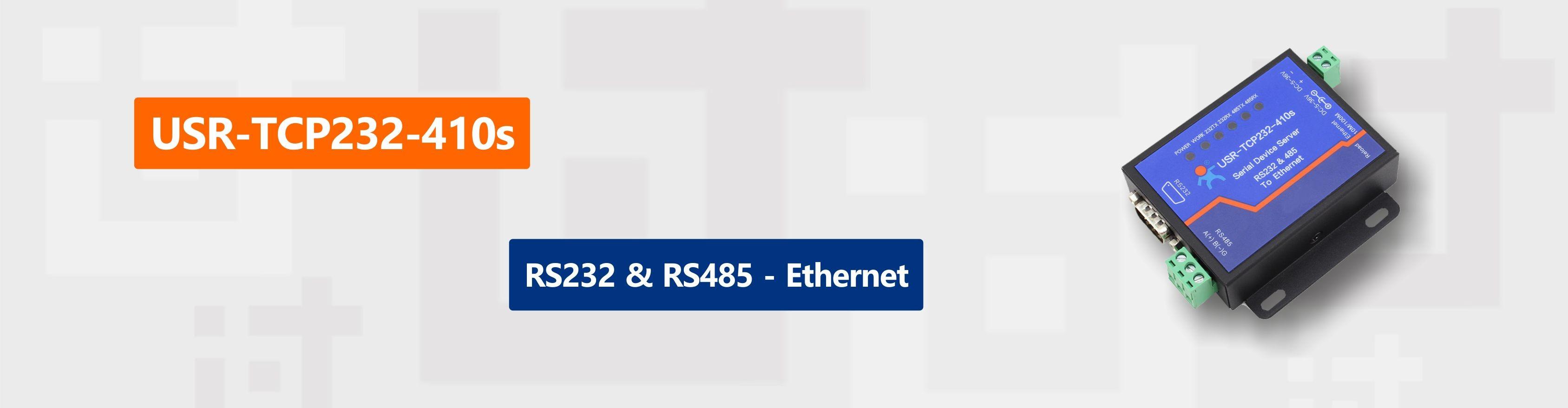 USR-TCP232-410S